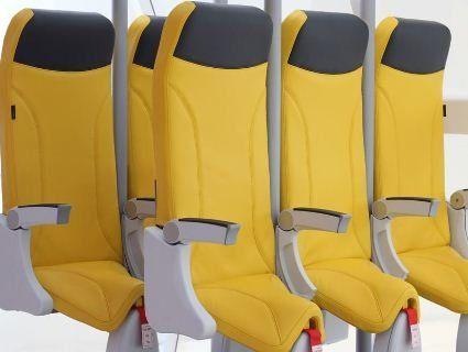 У літаках з'являться стоячі місця