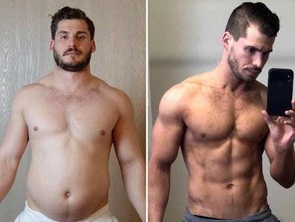 Схуд на 19 кілограмів за три місяці заради експерименту
