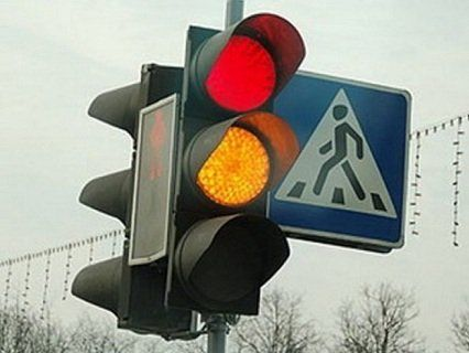 Жовтий сигнал світлофора можуть скасувати