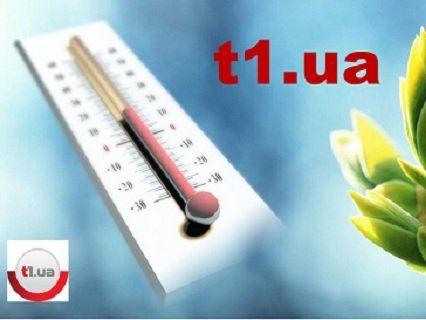 Прогноз погоди на четвер, 19 квітня