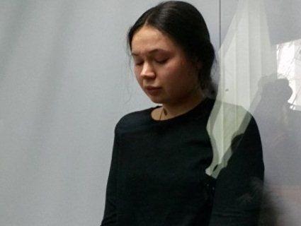 Зайцева відкупилася за 100 тисяч гривень