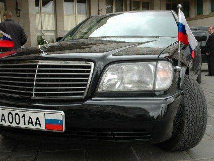 Лімузин Путіна продадуть з рук