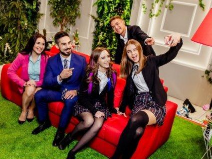 До Луцька приїдуть зірки серіалу «Школа» (відео)