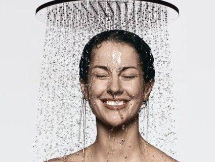 Чим шкідливий душ?