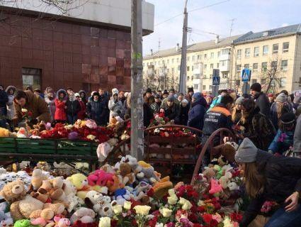 Офіційна версія Росії: точна кількість загиблих в «Зимовій вишні»