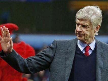 Венгер йде з «Арсеналу»