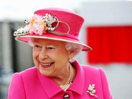 21 квітня святкує День народження королева Великої Британії Єлизавета ІІ