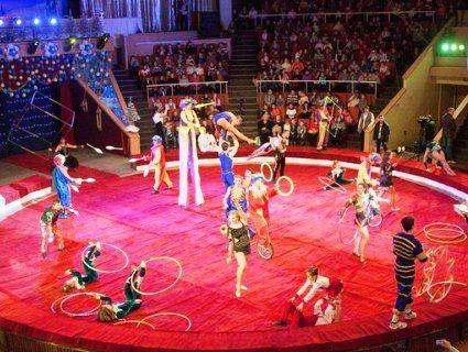 21 квітня світ відзначає Міжнародний день цирку