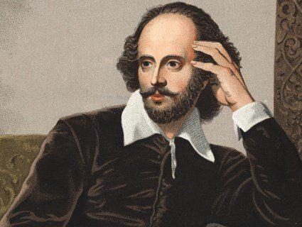 23 квітня святкує День народження Вільям Шекспір