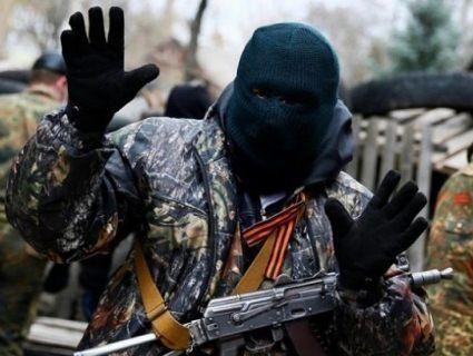 На Донбасі бойовики залякують людей наступом ЗСУ