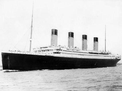 Меню першого обіду на «Титаніку» продали за 140 тисяч доларів