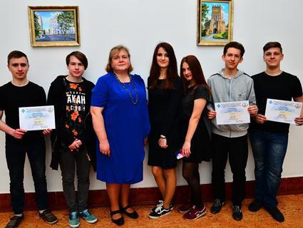 Учні «харчового» коледжу здобули перемогу на олімпіаді програмістів