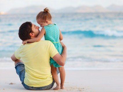 25 квітня світ відзначає День доньки