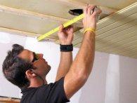 Швидкий ремонт стелі в квартирі