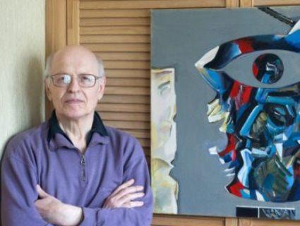 Лучан запрошують на виставку київського художника Петра Малишка