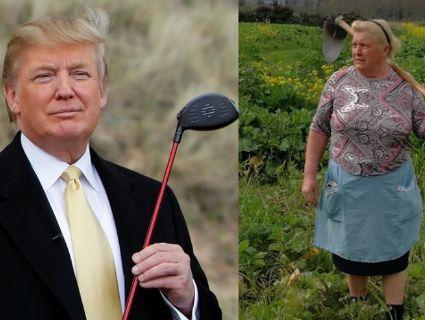 Двійником американського президента виявилася іспанська фермерка