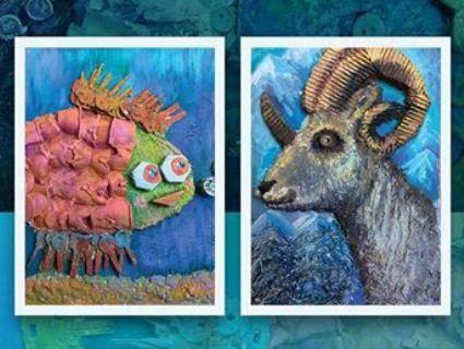 У Луцьку відбудеться виставка картин з вторинної сировини