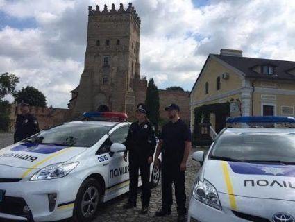 Луцька поліція під час травневих вихідних працюватиме посилено