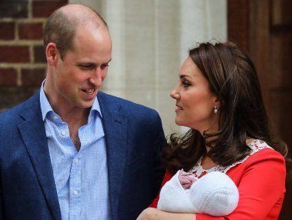 Кенсінгтонський палац проколовся, розсекретивши ім'я третьої дитини принца Вільяма