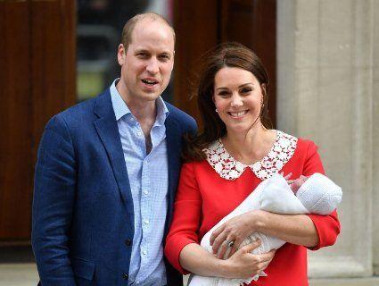 Внука королеви Єлизавети назвали Луї Артуром