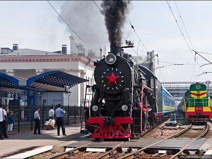 Ретро-потяг від Укрзалізниці курсуватиме на травневі свята