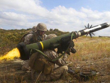 Летальна зброя з Америки вже в Україні