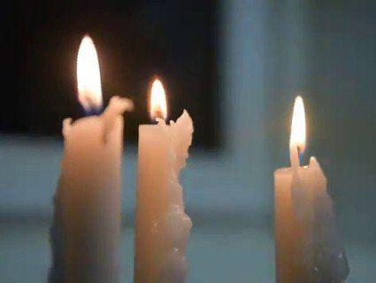 При незрозумілій ситуації у храмі поставте три свічки
