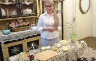 Хто хоче смачненьких сирників від самої Юлії Тимошенко? (відео)