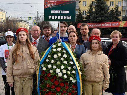 Волиняни їздили представляти Україну в Росії (відео)