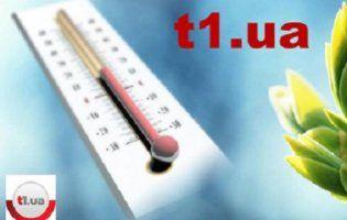 Прогноз погоди на вівторок, 15 травня