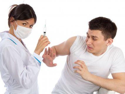 Українці масово не прищеплюються від хвороб