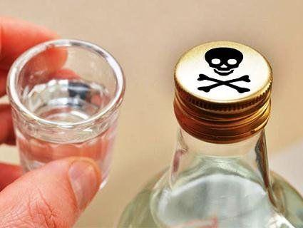 Неякісний алкоголь вбив компанію з шести осіб