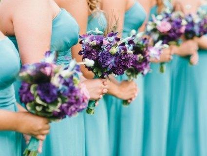 Весілля в стилі Тіффані