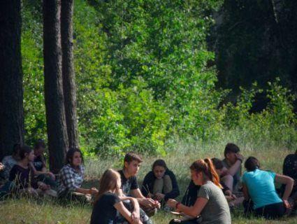 Молодих волинян запрошують на неформальний освітній табір «Хорунжий»