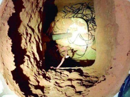 В'язень задихнувся у виритому тунелі за кілька метрів до втечі