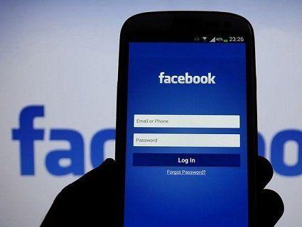 Facebook змінює правила входу в соцмережу
