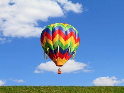У Луцьку можна буде політати на справжній повітряній кулі