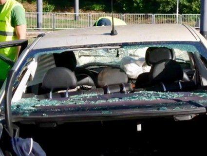 10 в одному авто: п'янючі українці потрапили у ДТП у Польщі