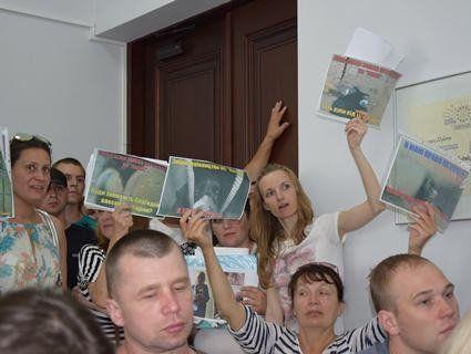 Зоозахисники вимагали звільнення керівництва КП «Ласка»