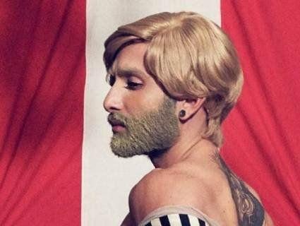 Кончіта Вурст тепер блондинка (фото)