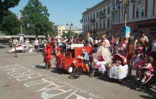 У Івано-Франківську відбулася наймирніша акція у світі (фото, відео)
