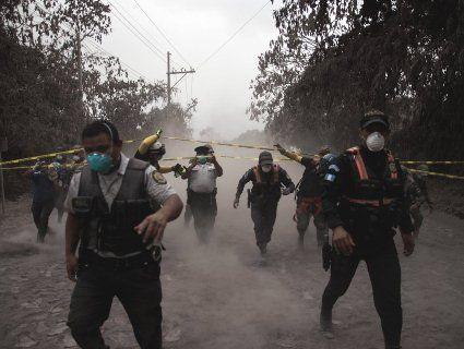 В Гватемалі вулкан убив щонайменше 25 людей