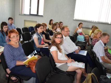 Лучанам розповіли, як отримати грант та підтримку ЄС на реалізацію суспільних ініціатив