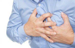Що може спровокувати серцеву недостатність у чоловіків