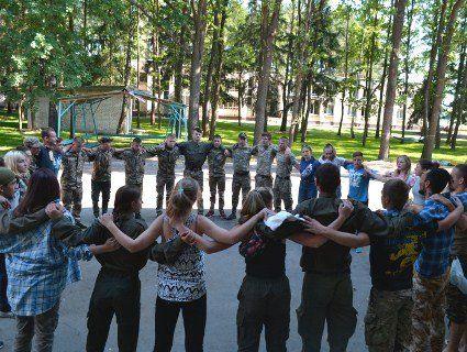 На Волині безкоштовний всеукраїнський освітній табір «Хорунжий»