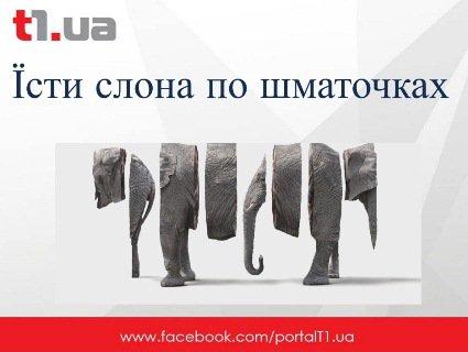 Їсти слона по шматочках, або як на 100% досягти поставлених цілей