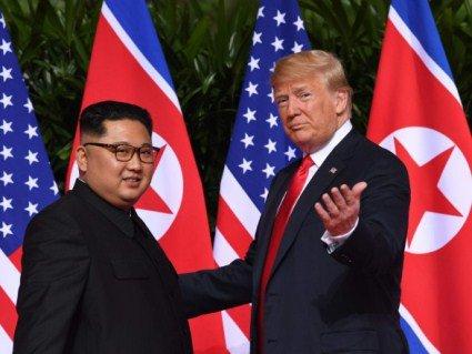 Трамп погодився з Кім Чен Ином