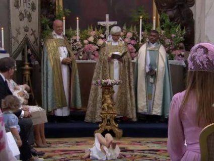 Вередлива шведська принцеса показала всім дітям світу, як правильно пустувати