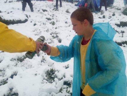 На Закарпатті через негоду рятувальники евакуювали дитячий табір