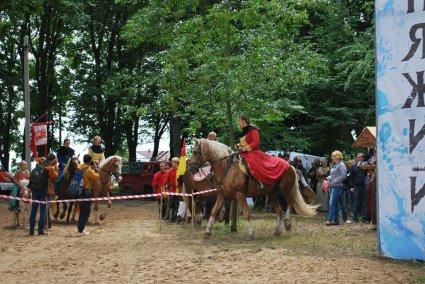 Готи, лицарі, князі: на фестивалі «Княжий» оживає історія (фото)
